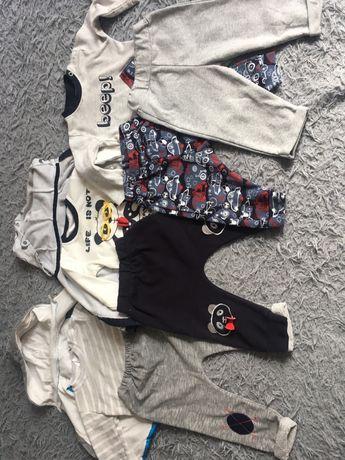 Продам одяг від 0-6 місяців на хлопчика