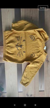 Sweterek chłopięcy bardzo ladny