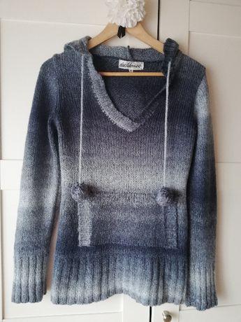Sweter kardigan bluzka blezer bluza r.S 36 C&A WEŁNA