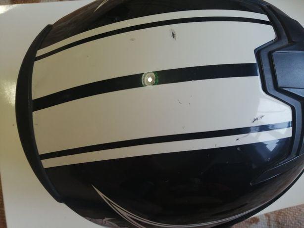 Шлем на мопед-скутер