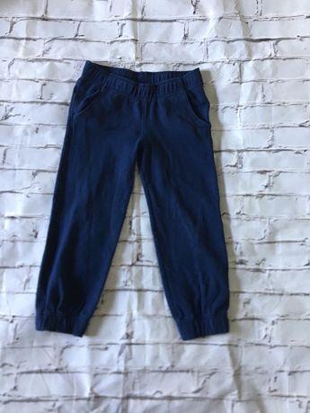 Спортивные штаны, джоггеры темно синие Demix