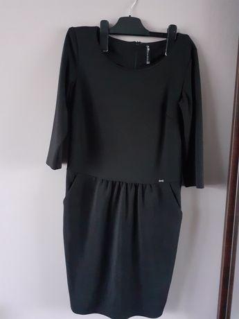 Sukienka mała czarna r36-38