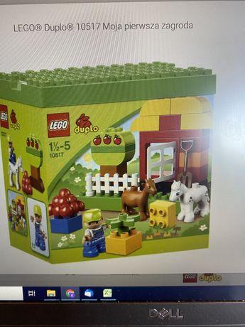 Lego Duplo 10517 Mój pierwszy ogród plus kury