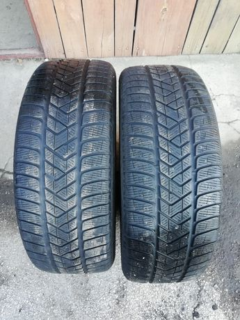 Dwie opony Pirelli Scorpion Winter 235/60/18 107H