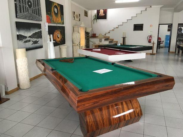 Nova Mesa de Bilhar - Snooker - Topo de Gama