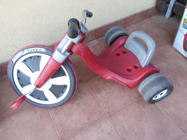 Gokard trójkołowiec rowerek Radio Flayer