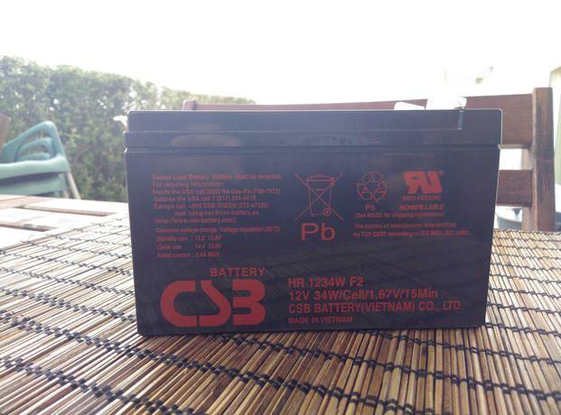 Bateria CSB 12V 34W