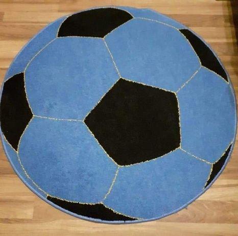 Dywan w kształcie piłki
