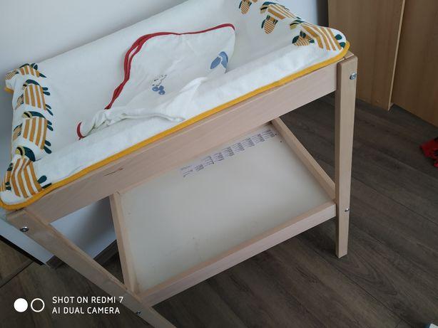 Przewijak IKEA z podkładką
