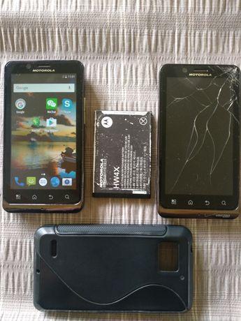 Motorola XT 875  телефон стандарта GSM и CDMA .