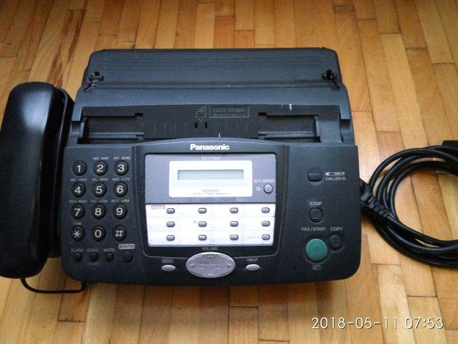 В ЛУГАНСКЕ продаю телефон- факс PANASONIC Луганск - изображение 1