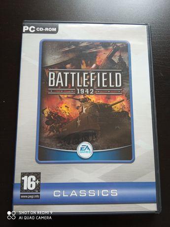 Gra komputerowa BATTLEFIELD 1942 PC