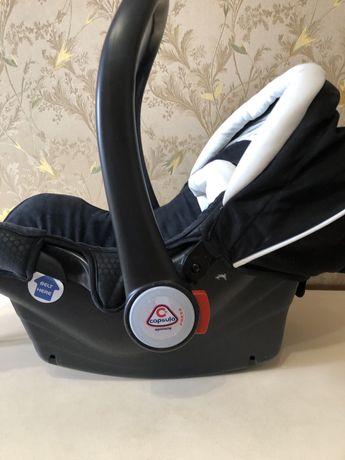 Автомобильное кресло переноска люлька Capsula