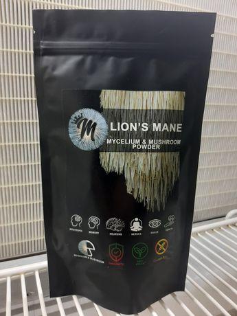 Ежовик гребенчатый - Lion's Mane - Hericium Erinaceus