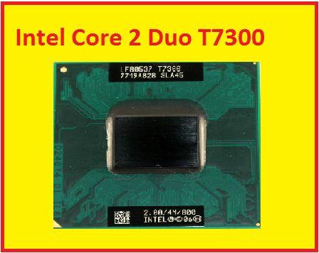Процессор Intel Core 2 Duo T7300 (Socket P)
