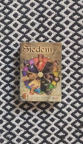 Gra karciana Siedem