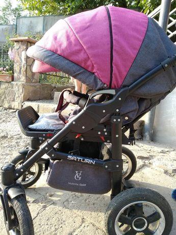 Дитяча коляска Viktoria Gold 2 в 1