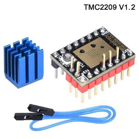 Драйвера шагового двигателя DRV8825 TMC2208 2209 А4988 в ассортименте