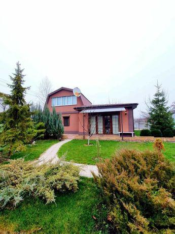Продам уютный дом в тихом месте возле реки Орель , с.Партизанское