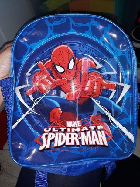 plecak plecaczek do przedszkola spider man