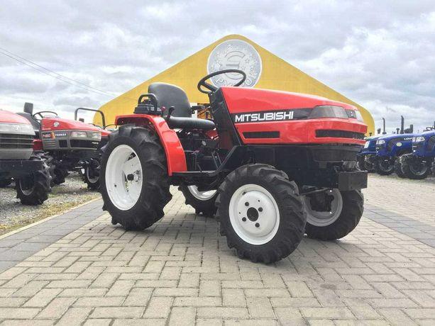 Японський трактор MITSUBISHI MT155 +фреза+плуг+безкоштовна доставка