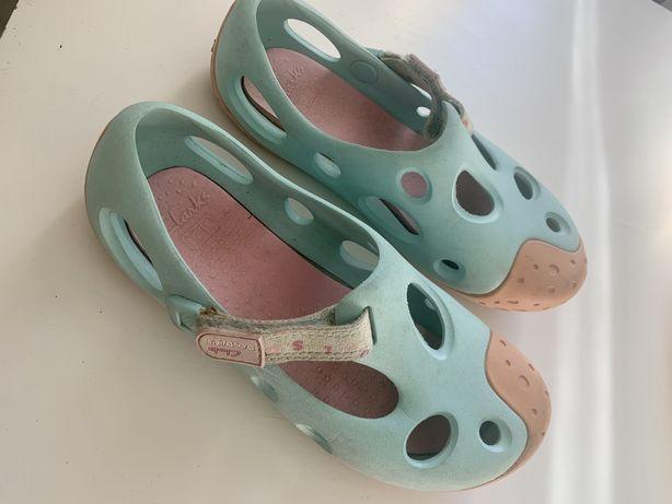 Clarks sandalki baleriny r 30