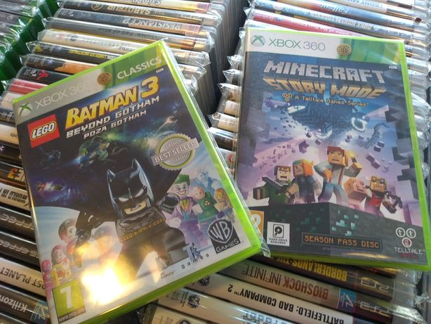 Minecraft + LEGO Batman