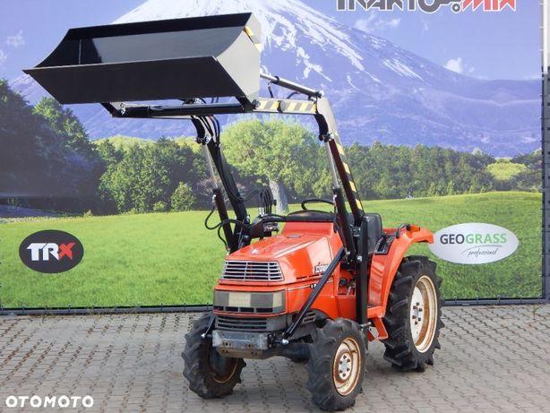 Kubota X20 Saturn  Mały traktor z ładowacz czołowy TUR 4x4 traktorek ogrodniczy