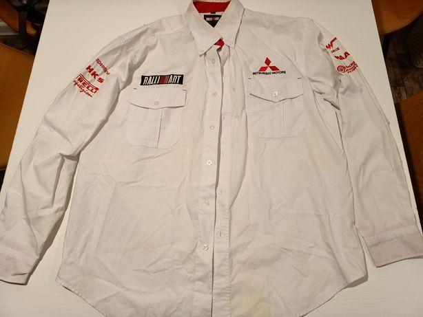 Koszula Mitsubishi Motors RalliArt L
