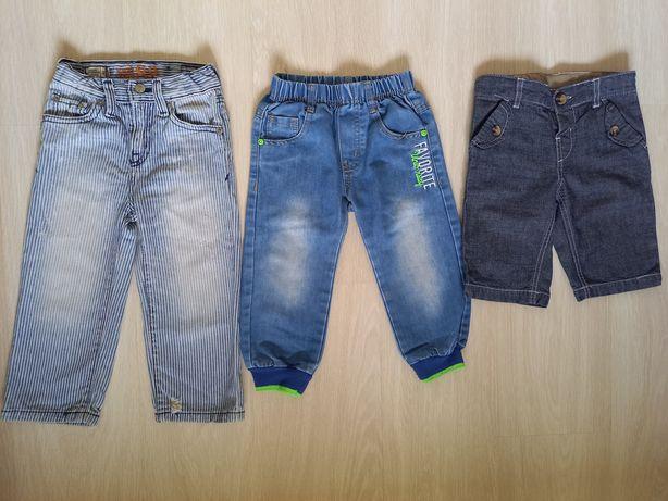 Mothercare джинсы, шорты джинсовые на 2-3г рост 98 пакет вещей штаны