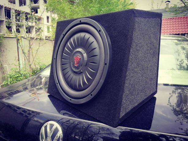 Мощный Активный сабвуфер BM Boschmann RSV 1000W