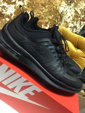 178. Oryginalne Nike Air Max Axis 44,5 czarne buty męskie okazja