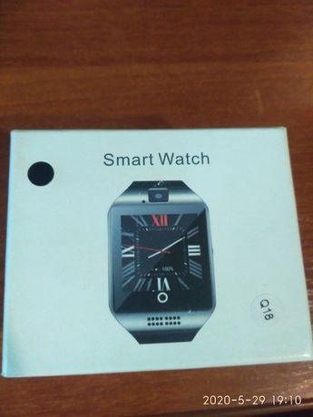 Продам смарт часы Q18