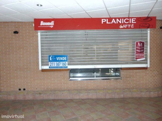 Quiosque no centro de Vila Franca de Xira a 5 min. do com...