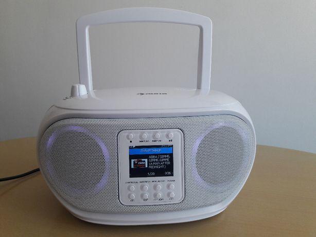 Radio internetowe i tuner DAB UKF