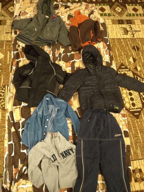Одежда 2-3 год на мальчика детская комплект пакет одежды куртка штаны