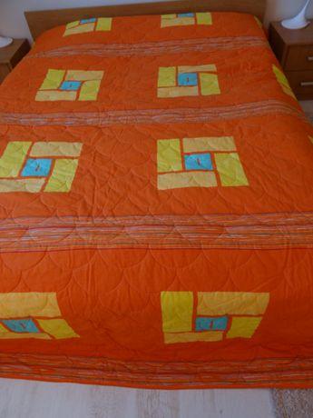 Narzuta na łóżko dwuosobowe - włoska