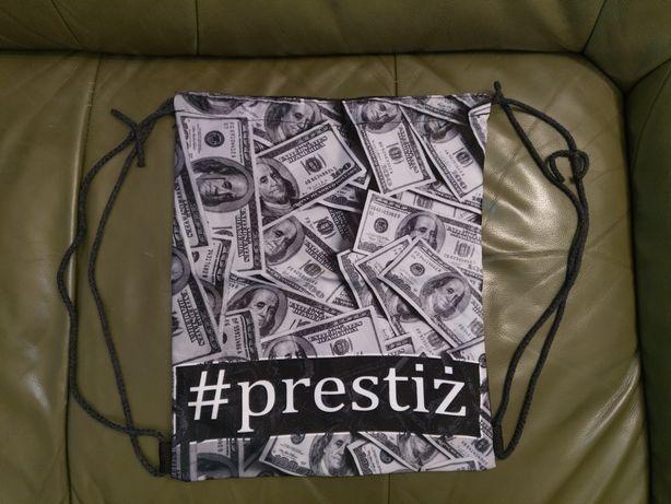 Plecak workowy worek Prestiż