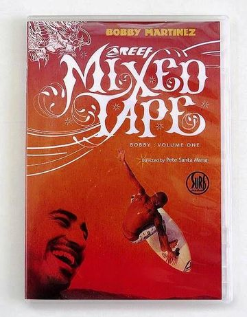 Reef Mixed Tape - Bobby Martinez SURF Vol I DVD