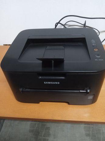 Impressora Samsung ML2525 Laser Print com Toner Novo