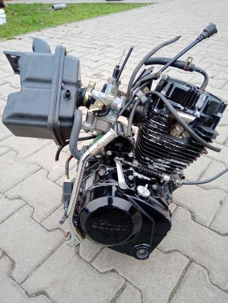 Silnik 125cc 4suw cross enduro quad igła stan, rozrusznik romet skyjet