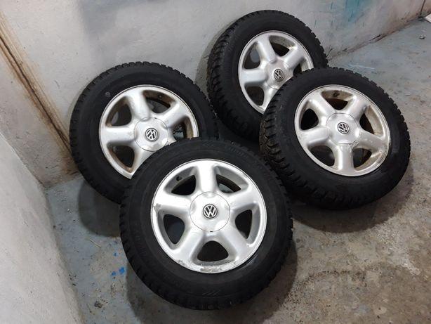 Диски R15 з новою зимовою резиною 20го року! 4Х100, 4Х98 Opel, Ваз, VW
