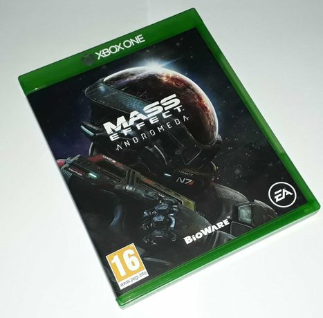 Gra Mass Effect Andromeda XBOX ONE PL