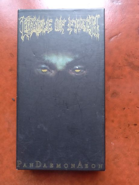 VHS cradle of filth