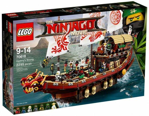 LEGO 70618 - NINJAGO MOVIE - Perła Przeznaczenia - NOWY i ORYGINALNY !