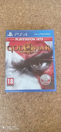 Gra PS4 God Of War 3 remastered. Wysyłka gratis.
