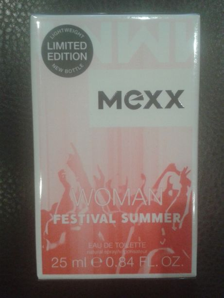 Mexx Woman Festival Summer, woda toaletowa, 25ml