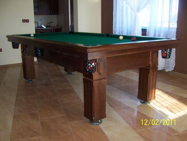 stół bilardowy 7 f