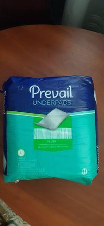 Продам памперсные пелёнки Prevail