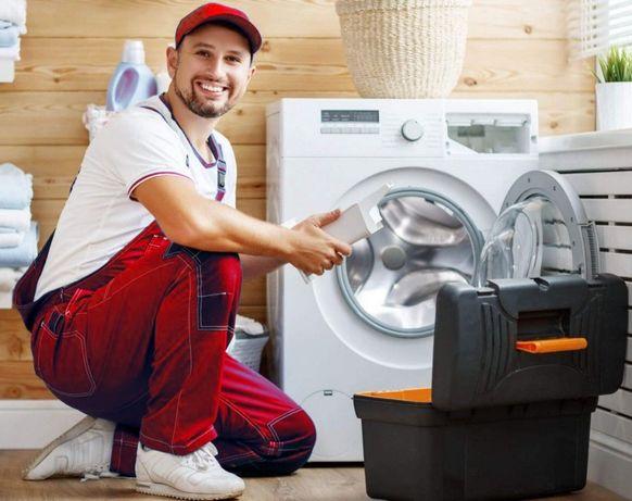 Ремонт стиральных машин. Гарантия качества